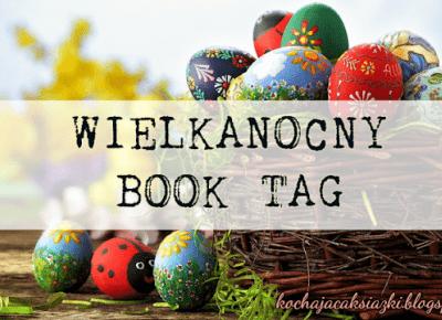 Świat ukryty w słowach: Wielkanocny Book Tag