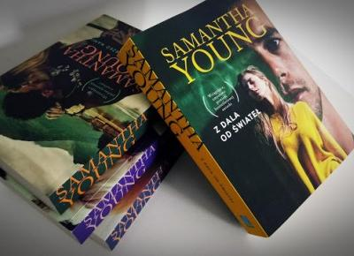 Świat ukryty w słowach: [225] [PREMIEROWO] Samantha Young -