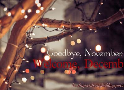 Świat ukryty w słowach: Podsumowanie listopada