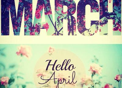 Świat ukryty w słowach: Podsumowanie marca