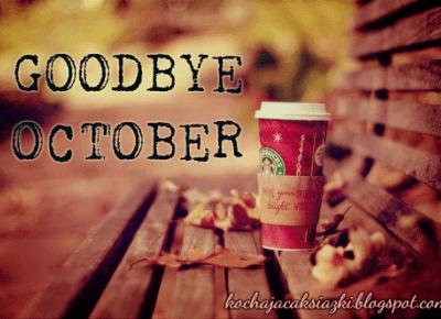 Świat ukryty w słowach: Podsumowanie października