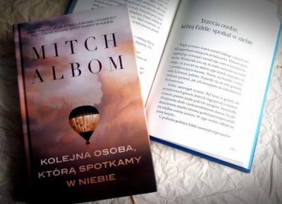 Świat ukryty w słowach: [245] Mitch Albom -