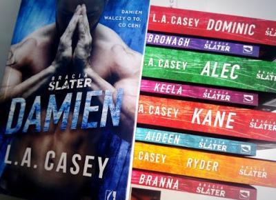 Świat ukryty w słowach: [257] L. A. Casey -