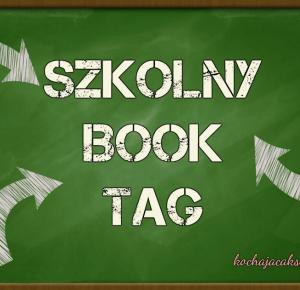 Świat ukryty w słowach: Szkolny Book Tag