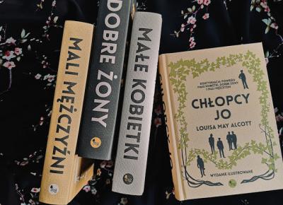Świat ukryty w słowach: [321] Louisa May Alcott -