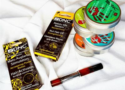 Rosyjskie DNC – kosmetyczna pieszczota od stóp do głów