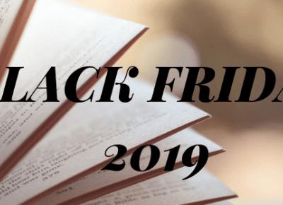 Black Friday 2019 Książki i gadżety dla Geeków | Gosiarella