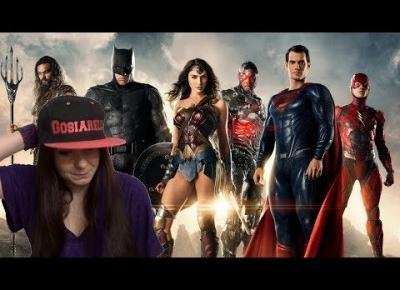 Typy ludzi oglądających filmy DC Comics