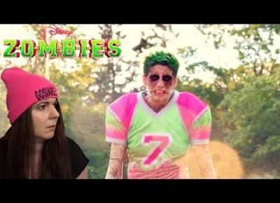 Disney Z-O-M-B-I-E-S, czyli zombie vs pompony
