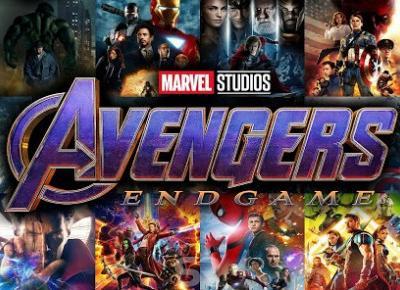 Avengers: ENDGAME, czyli koniec ery i SPOILERY | Gosiarella