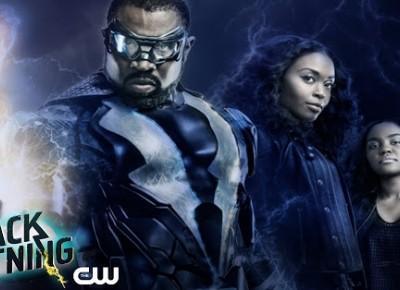 Black Lightning, czyli serial o rodzinnym superbohaterze | Gosiarella