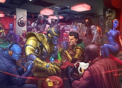 102 gadżety dla fanów superbohaterów od Marvela
