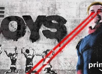 Gdy Superbohater jest Złoczyńcą, czyli recenzja The Boys | Gosiarella