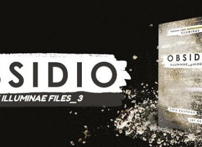 Jay Kristoff, Amie Kaufman - Obsidio, czyli Folder Illuminae_03 | Gosiarella