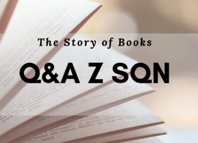 Q&A z SQN, czyli o wydawaniu książek z perspektywy wydawnictwa | Gosiarella