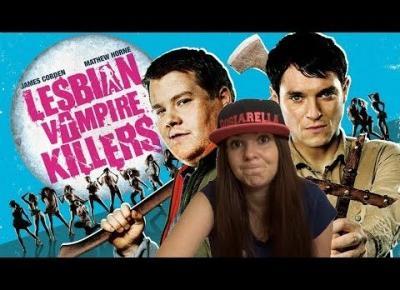 LESBIAN VAMPIRE KILLERS, czyli noc krwawej żądzy | Kiczowate Horrory #12