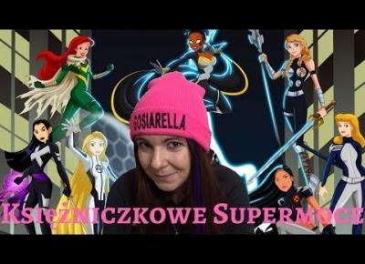 Supermoce u Księżniczek Disneya!