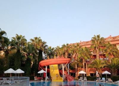 Opinie okularnicy: Korona na wakacjach - Turcja 2020