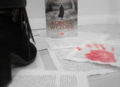 Opinie okularnicy - Kobieta w czerni - recenzja książki
