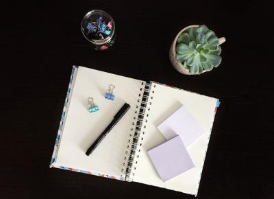 7 pomysłów na wykorzystanie zeszytu