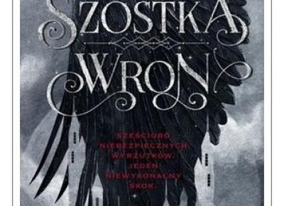 Grafnert About Books: Leigh Bardugo: Szóstka Wron