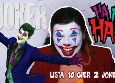Lista 10 gier z Jokerem!
