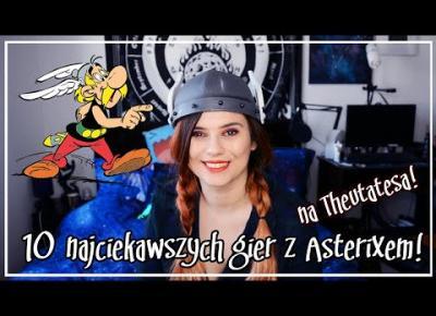 10 najciekawszych gier o Asterixie i Obelixie! Na Theutatesa!