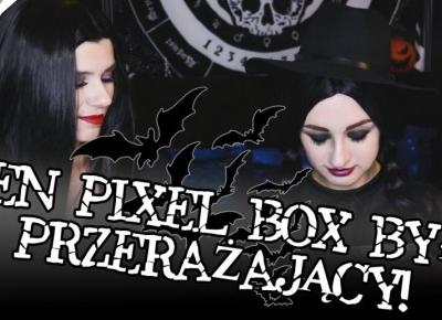Ten Pixel-Box był PRZERAŻAJĄCY! unboxing horror-box'a