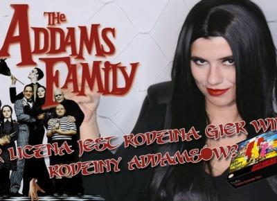 Jak liczna jest rodzina gier Rodziny Addamsów?
