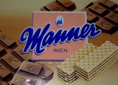 Wafle Manner Chocolate