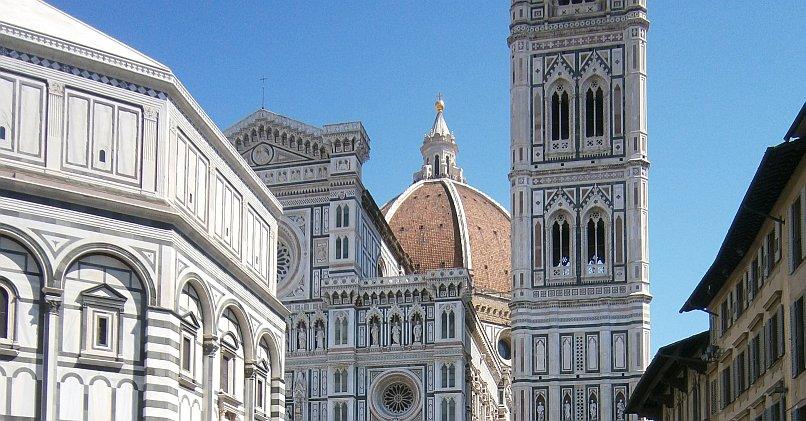 Zwiedzanie Florencji - moja podróż przez Włochy