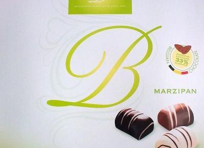 Marcepanowe czekoladki - Vanden Buleke