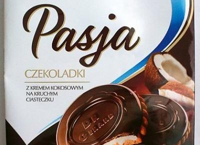 Ciastka kokosowe w czekoladzie - dr Gerard