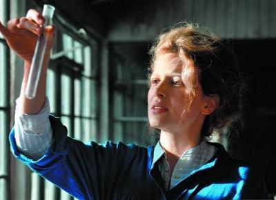 Maria Skłodowska-Curie - krótka recenzja