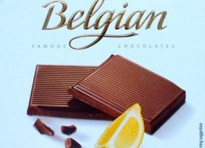 Czekolada mleczna o smaku cytrynowym - The Belgian Chocolate Group