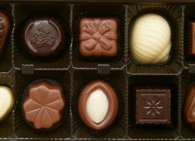 Bombonierka Mix czekoladek - Hamlet