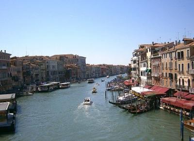 Zwiedzanie Włoch - czy może być coś piękniejszego niż Wenecja?