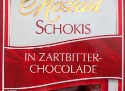 Cukierki Wolfgang A. Mozart Schokis