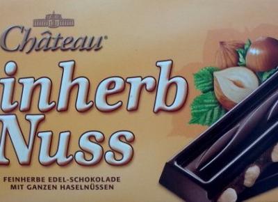 Czekolada Feinherb Nuss - Chateau