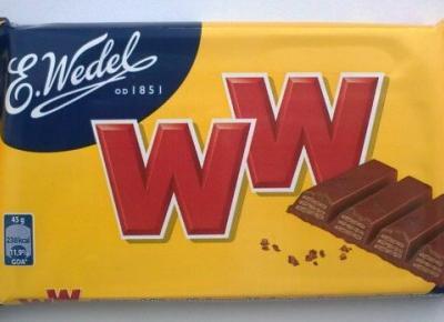 Wafelek WW - E. Wedel