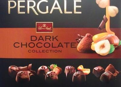 Bombonierka Dark chocolate Collection - Pergale