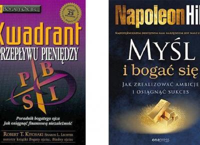 50 Dzieł klasyki sukcesu i inne ponadczasowe książki wspierające rozwój osobisty