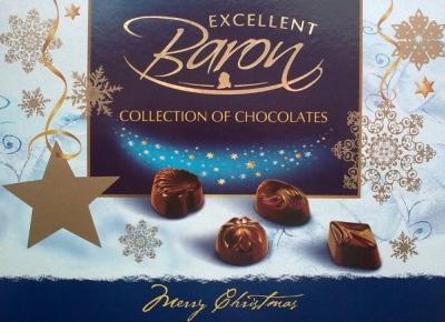 Bombonierka Excellent Collection of Chocolates - Baron