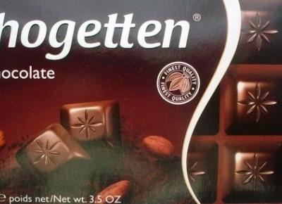 Ciemna czekolada (Dark Chocolate) - Schogetten
