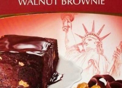 Czekolada Walnut Brownie - Heidi