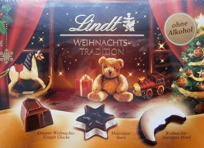 Świąteczna bombonierka Weihnachts-Tradition - Lindt