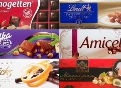 Czar słodyczy, czyli o czekoladzie i nie tylko