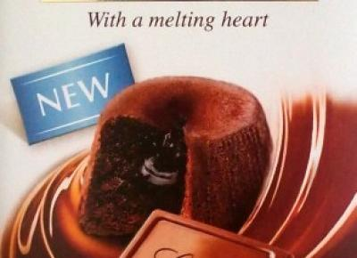Czekolada Chocolate Cake z serii Creation - Lindt
