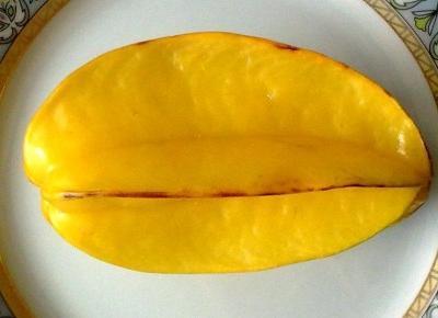 Owoc karambola - jak go jeść, jak smakuje?