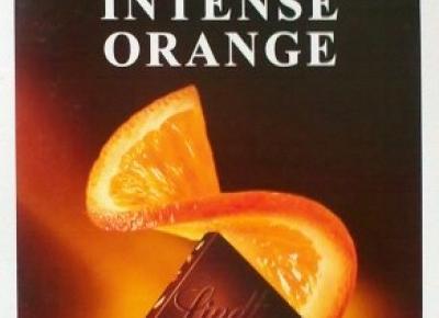 Czekolada Intense Orange Dark - Lindt